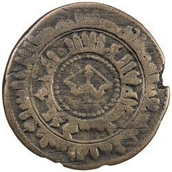QARAKHANID: Nasr b. 'Ali, 993-1012, AE fals (2.75g), Quba, AH398. F-VF