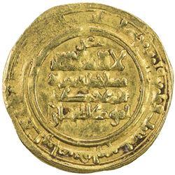 KAKWAYHID: Faramurz, 1041-1051, AV dinar (3.52g), Isbahan, AH436. EF