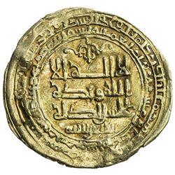 GHAZNAVID: Muhammad, 1030, AV dinar (3.30g), Ghazna, AH421. VF