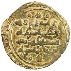GHAZNAVID: Sultan al-Dawla Arslanshah, 1116-1117, AV dinar (2.70g) (Ghazna), AH509. VF