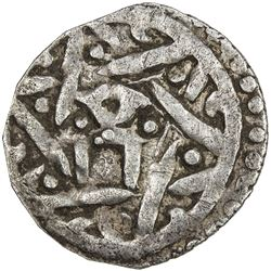 GOLDEN HORDE: Tole Buqa, 1287-1290, AR dirham (1.27g), Qrim, AH686. VF-EF