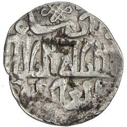 GOLDEN HORDE: Toqtu, 1291-1312, AR dirham (1.53g), Majar, AH710. VF