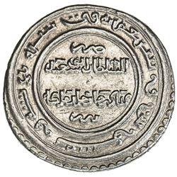 ILKHAN: Abu Sa'id, 1316-1335, AR 2 dirhams (3.56g), Tabriz, AH723. EF