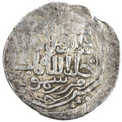 ERETNIDS: 'Ali Beg, 1366-1380, AR akce (1.39g), Samsun, ND. VF
