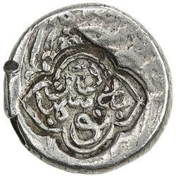 TIMURID: Sultan Husayn, 1469-1506, AR tanka (5.07g), Simnan, ND. VF