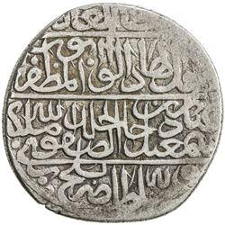 SAFAVID: Isma'il I, 1501-1524, AR shahi (9.37g), Balkh, ND. VF