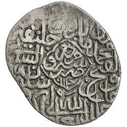 SHAYBANID: Muhammad Shaybani, 1500-1510, AR tanka (5.19g), Marw, AH914. VF