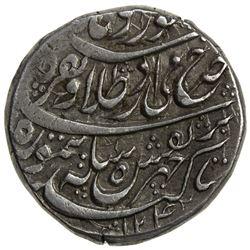 DURRANI: Taimur Shah, 1772-1793, AR rupee (11.35g), Balkh, AH1204//1205. VF-EF