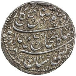 DURRANI: Shah Shuja', 1803-1809/2nd reign, AR double rupee (22.99g), Bahawalpur, AH1218 year one (ah