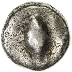 KYAIKTO: electrum unit (8.97g), 1st-2nd century AD. VG-F