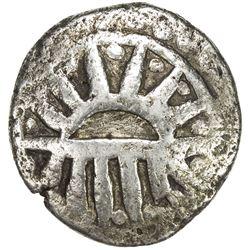 PYAWBWE / BEINNAKA area: AR unit (8.25g), probably 6th or 7th century. VF