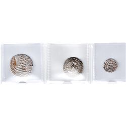 SRIKSHETRA: SET of the 3rd series of silver coins