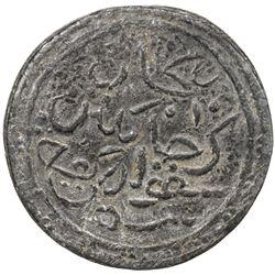 KELANTAN: Sultan Muhammad IV, 1900-1920, tin 10 keping (10.19g), AH1321. F