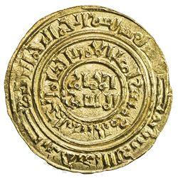 KINGDOM OF JERUSALEM: AV bezant (3.84g), NM, ND (ca. 1190-1260). EF-AU