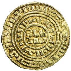 KINGDOM OF JERUSALEM: AV bezant (3.48g), NM, ND (ca. 1190-1260). VF-EF