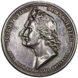 FRANCE: AR medal (35.94g), 1783