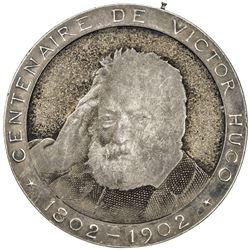 FRANCE: AR medal, 1902. EF