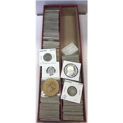 GERMANY: LOT of 242 coins