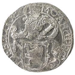 GELDERLAND: Dutch Republic, AR leeuwendaalder (27.03g), 1641. AU