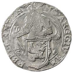 KAMPEN: Dutch Republic, AR leeuwendaalder (26.98g), 1652. AU