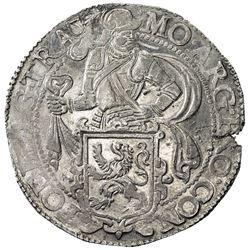 UTRECHT: Dutch Republic, AR leeuwendaalder (26.71g), 1647. AU