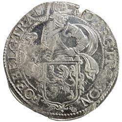 UTRECHT: Dutch Republic, AR leeuwendaalder (26.71g), 1648. AU