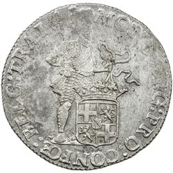 UTRECHT: Dutch Republic, AR ducat (48 stuiver), 1790. AU