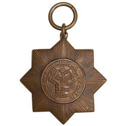 SHANGHAI: AE emergency medal (35.14g). EF