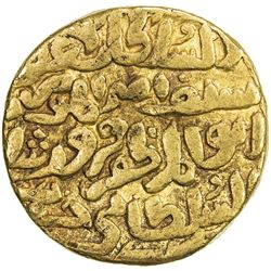 DELHI: Firuz Shah Tughluq, 1351-1388, AV tanka (10.93g). F