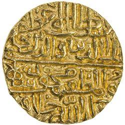 MALWA: 'Ala al-Din Mahmud, 1436-1469, AV tanka (11.07g), [Shadiabad], AH864. EF