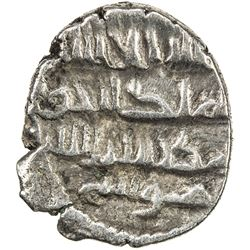 GOVERNORS OF SIND: Musa, ca. 831-836, AR damma (0.47g), NM. VF
