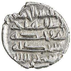 GOVERNORS OF SIND: Anonymous, ca. 830s, AR damma (0.40g). EF