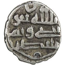 HABBARIDS OF SIND: Yahya, circa late 860s/870s, AR damma (0.55g). VF