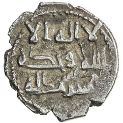 HABBARIDS OF SIND: 'Abd Allah II, early to mid-900s, AR damma (0.60g). EF