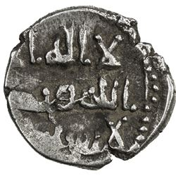 HABBARIDS OF SIND: 'Abd Allah II, early to mid-900s, AR damma (0.59g). EF