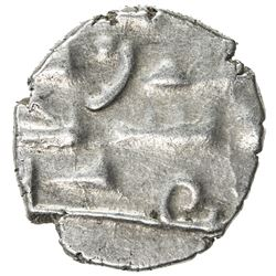HABBARIDS OF SIND: al-Mu'tazz, ca. early 1000s, AR damma (0.54g). EF