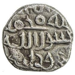 FATIMID OF MULTAN: al-'Aziz, 975-997, AR damma (0.48g). VF