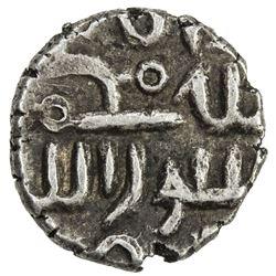 GHAZNAVID OF MULTAN: Mahmud, at Multan, 1011-1030, AR damma (0.43g). EF