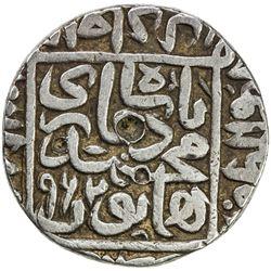 MUGHAL: Humayun, 1530-1556, AR rupee (11.27g), Agra, AH962. VF