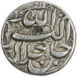 MUGHAL: Akbar I, 1556-1605, AR 1/2 rupee (5.6g), Patna, IE46. VF
