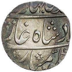 MUGHAL: Ahmad Shah Bahadur, 1748-1754, AR rupee (11.31g), Narwar, year 6. UNC