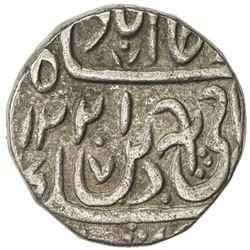 BURIYA: Rani Sukhan, fl. 1806-1808, AR rupee (11.00g), AH1221 year 47