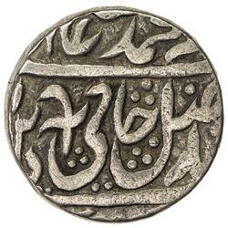 BURIYA: Rani Sukhan, fl. 1806-1808, AR rupee (10.80g), AH1222 year 47