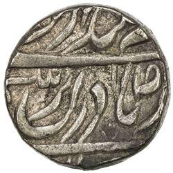MALER KOTLA: Wazir Khan, 1809-1821, AR rupee (11.00g), Sahrind, ND