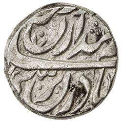 MALER KOTLA: Mahbub Ali Khan (Sube), 1845-1859, AR rupee (10.77g), Sahrind, ND