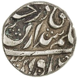MALER KOTLA: Sikandar Ali Khan, 1859-1871, AR rupee (10.87g), Sahrind, ND