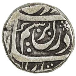 MALER KOTLA: Ibrahim Ali Khan, 1871-1908, AR rupee (10.74g), Sahrind, AH1292