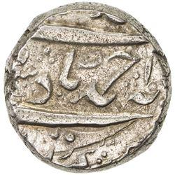 MALER KOTLA: Ahmad Ali Khan, 1908-1947, AR rupee (10.76g), Sahrind, ND