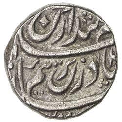 PATIALA: Amar Singh, 1765-1781, AR rupee (11.16g), Sahrind, AH(11)81