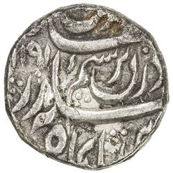 PATIALA: Amar Singh, 1765-1781, AR rupee (11.17g), Sahrind, AH1191